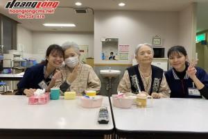 Tương lai tốt đẹp nhờ xuất khẩu lao động Nhật Bản ngành điều dưỡng